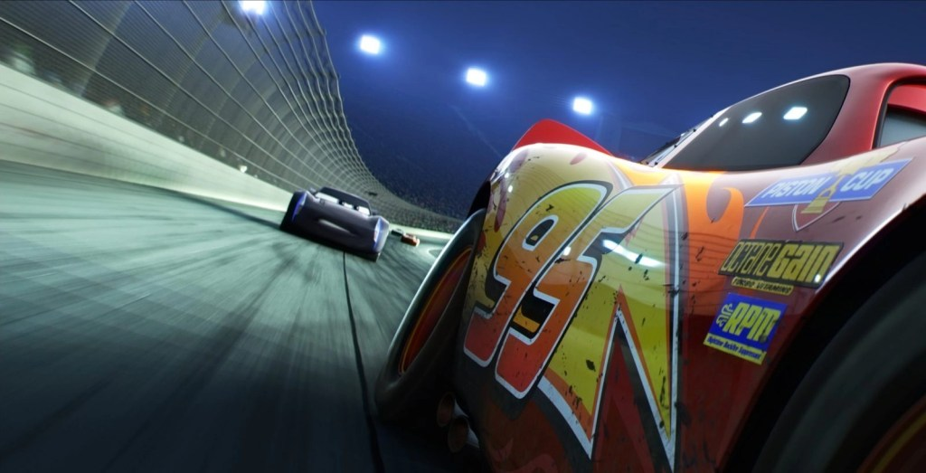 New CARS 3 Teaser Trailer