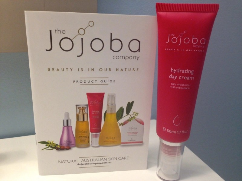 The Jojoba Company Australia Hydrating Day Cream