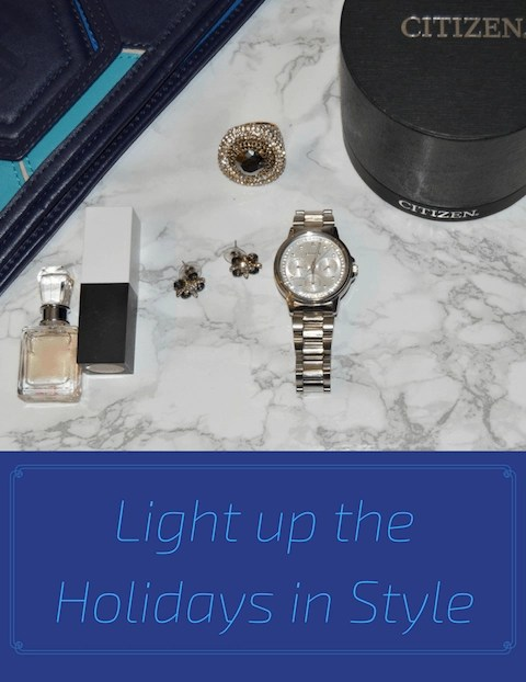 Light up the Holidays in Style