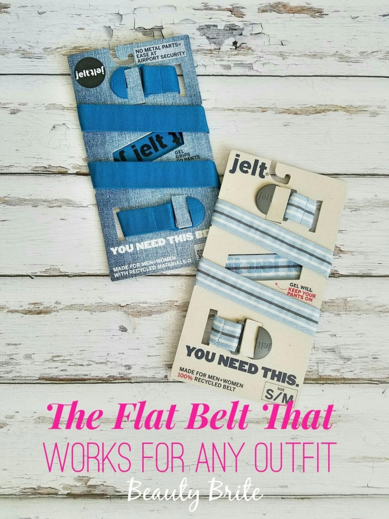 The Flat Belt That Works For Any Outfit