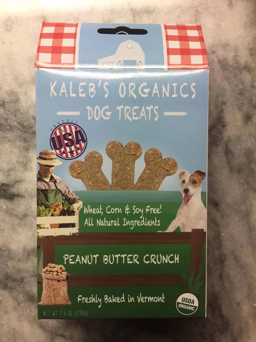 Kaleb's organics for dogs