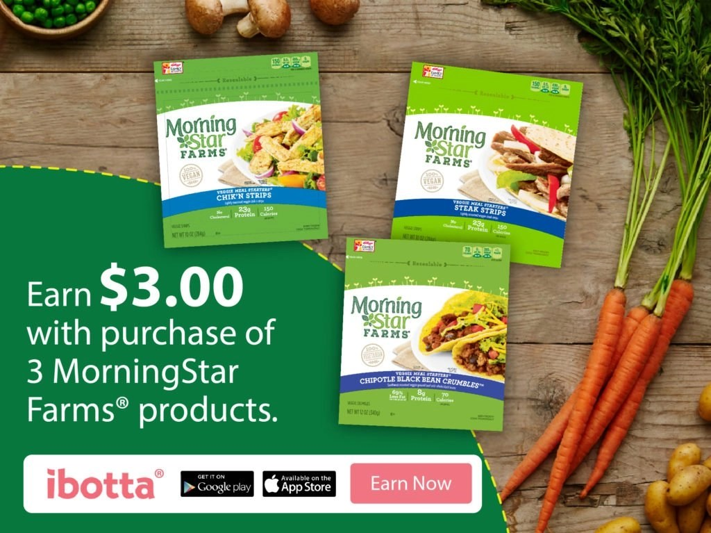 MorningStar Farms® Offers Healthier Options For Families