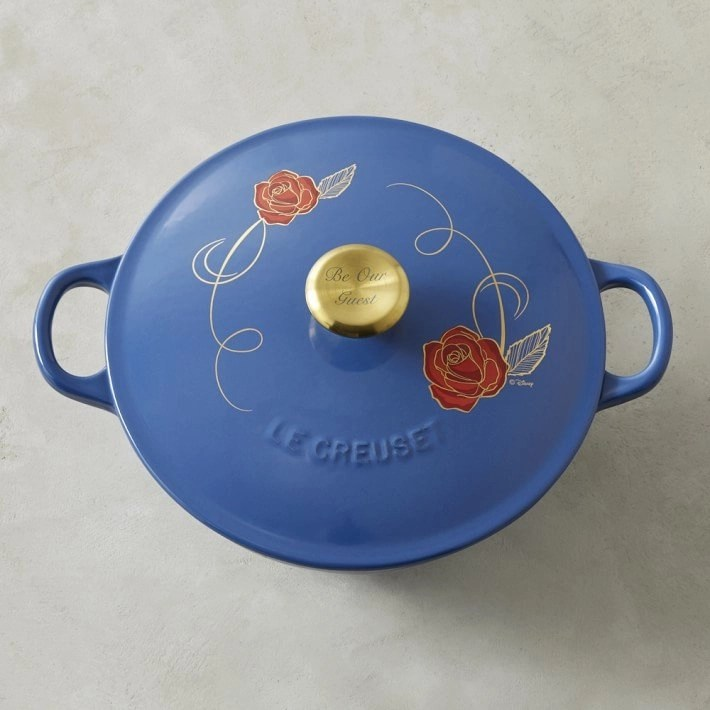 BEAUTY AND THE BEAST Soup Pot