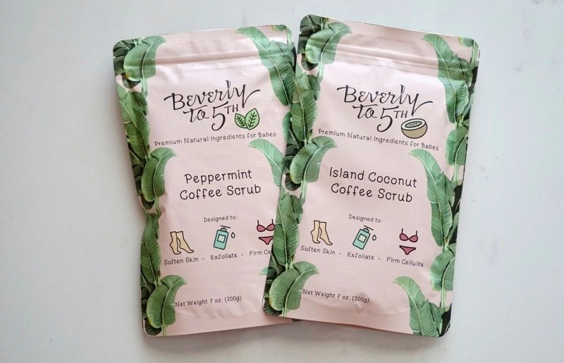 Beverly to 5th Coffee Scrubs