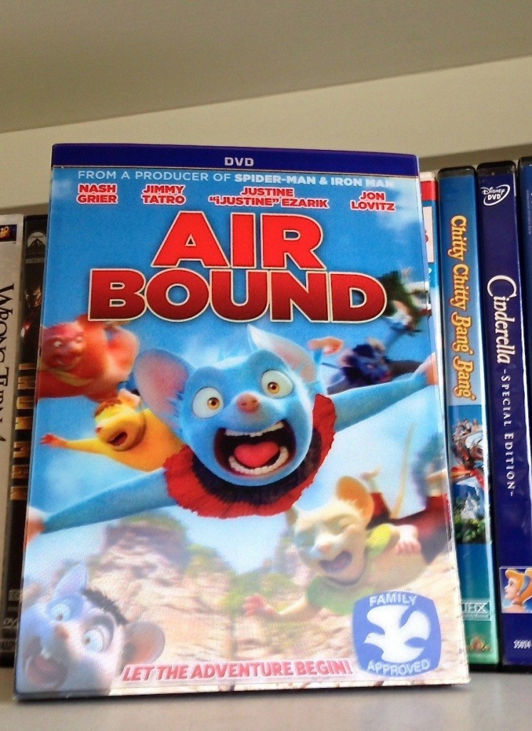 DVD - Air Bound from Lionsgate Films