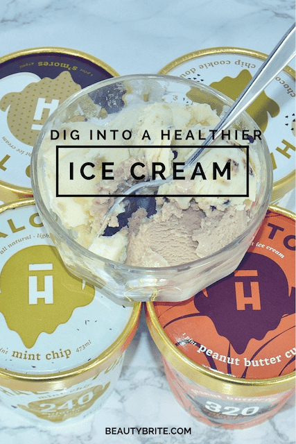 Dig Into a Healthier Ice Cream