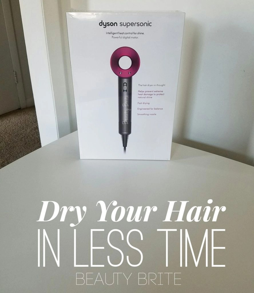 Dry Your Hair In Less Time