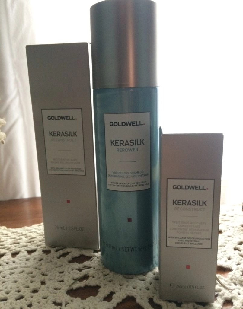 A Lifeline For Your Hair - Goldwell Kerasilk Hair Care