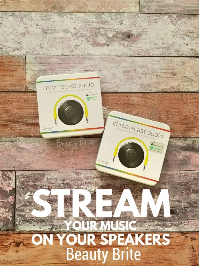 Stream Your Music On Your Speakers