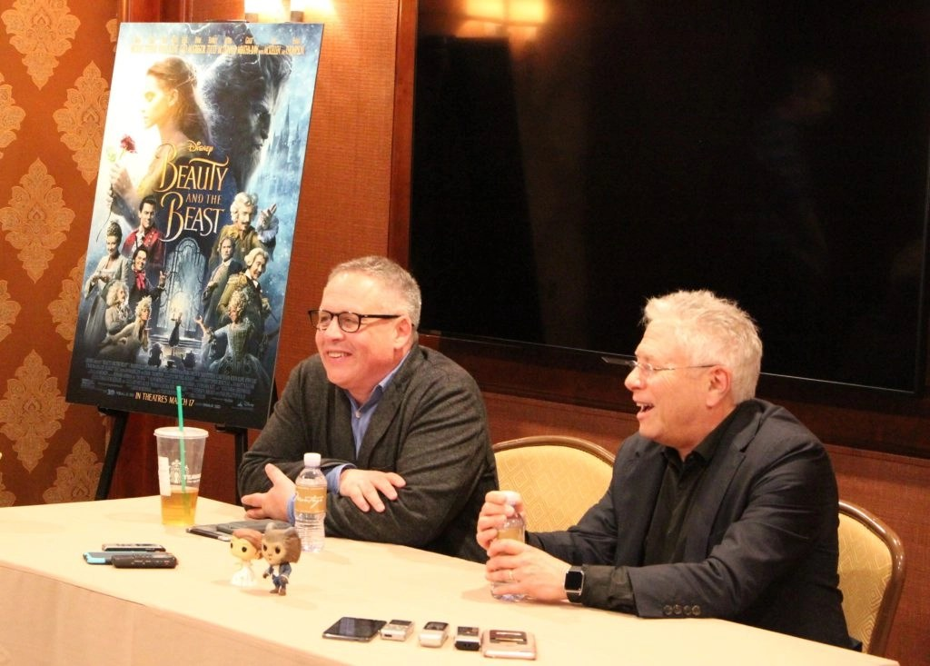 Beauty And The Beast Interview With Bill Condon And Alan Menken #BeOurGuestEvent