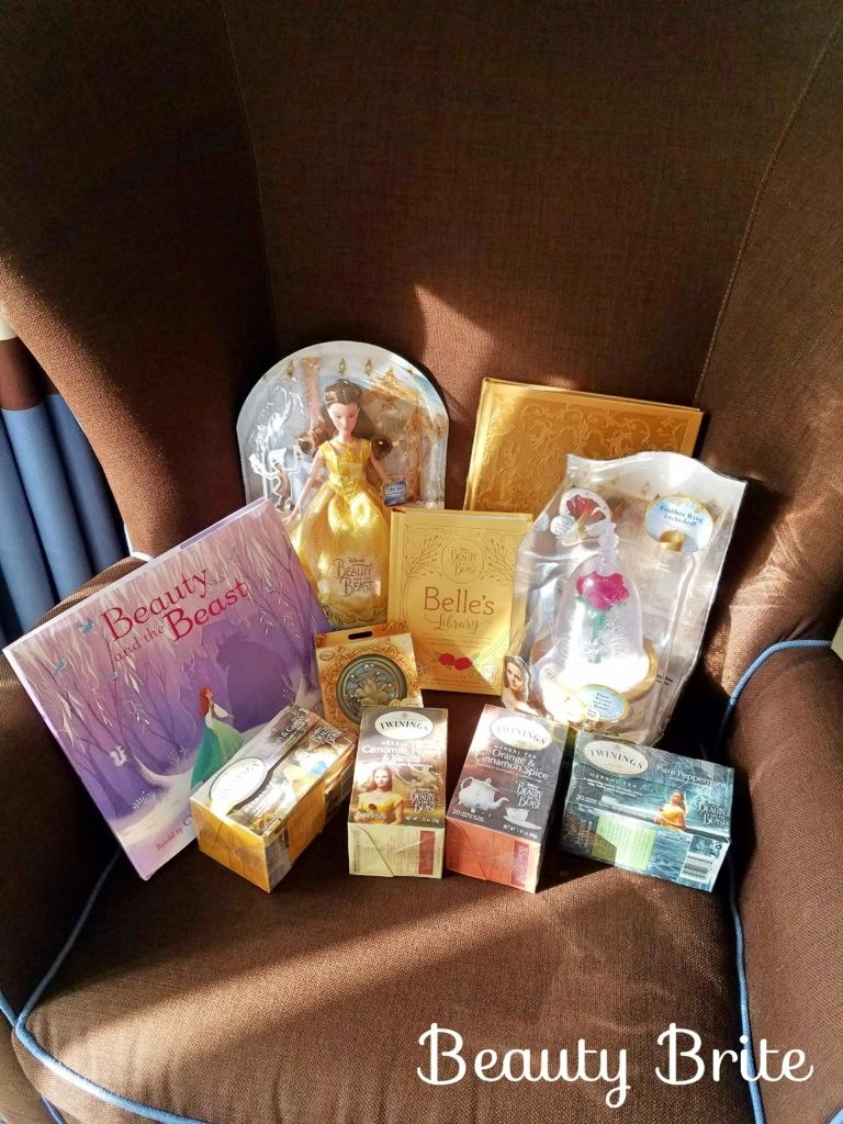Beauty And The Beast Themed Products