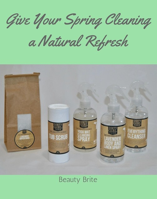 Give Your Spring Cleaning a Natural Refresh