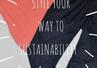 Style Your Way to Sustainability