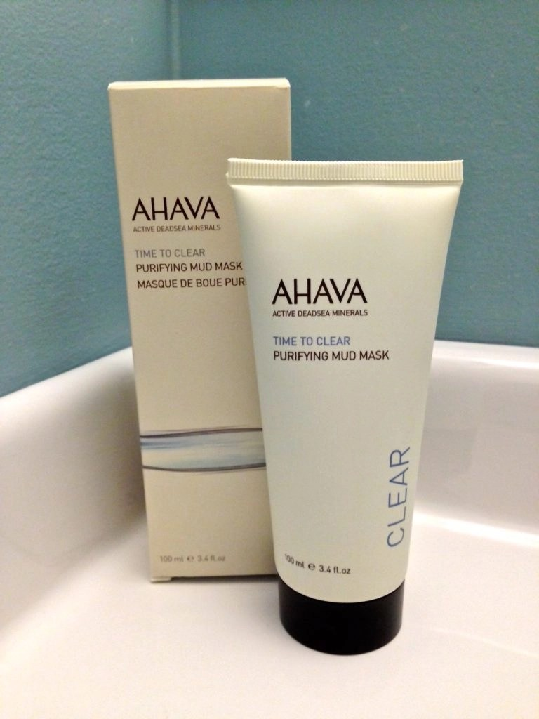 AHAVA Dead Sea Essentials Purifying Two Minute Mud Mask
