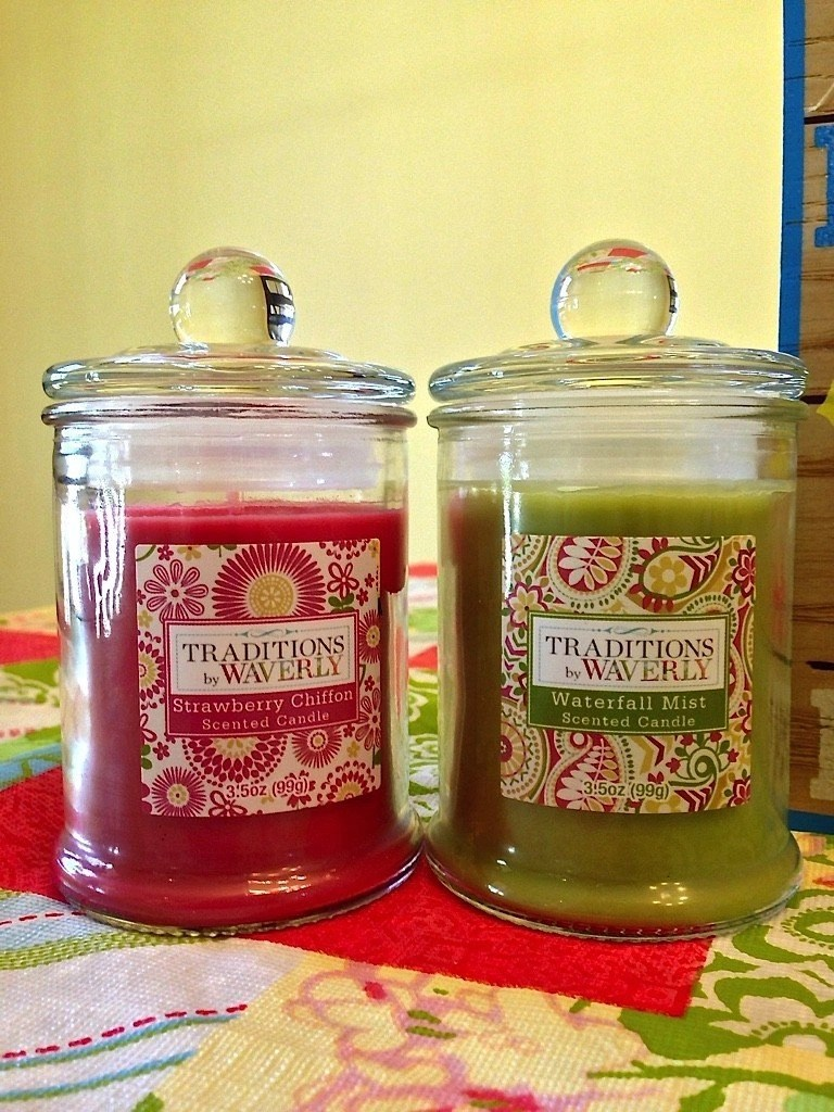 Traditions by Waverly Scented Candles