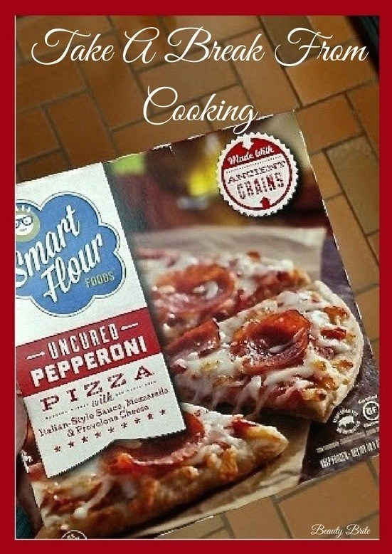 Smart Flour Frozen Classic Pizzas