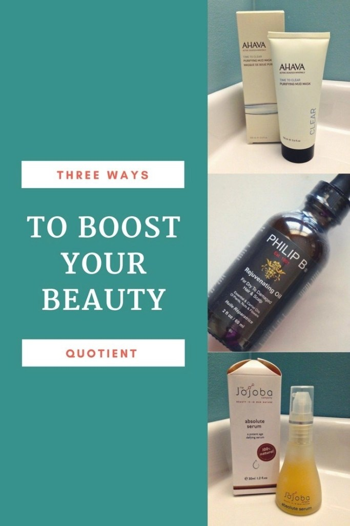 Three Ways To Boost Your Beauty Quotient-AHAVA-Philip B-Jojoba Co Australia