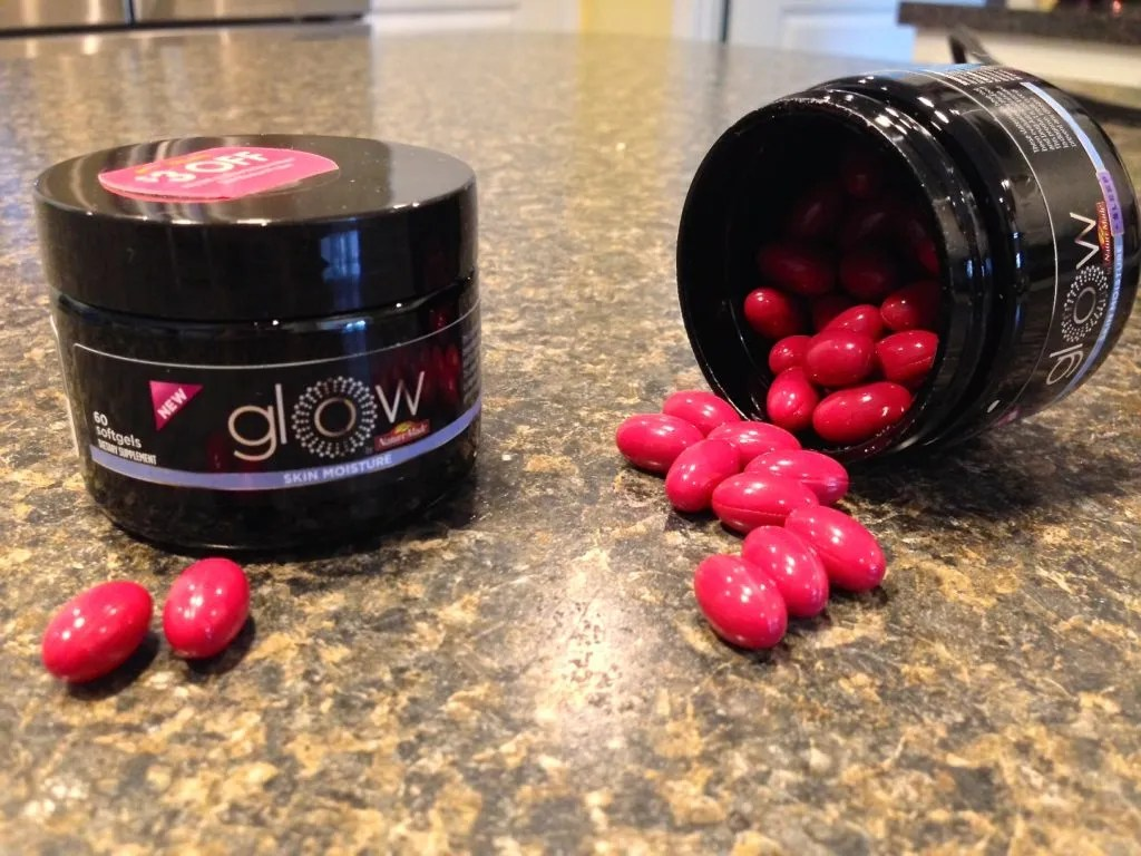 GLOW by Nature Made - Skin Moisture dietary supplement, GLOW by Nature Made - Skin Moisture + Sleep dietary supplement