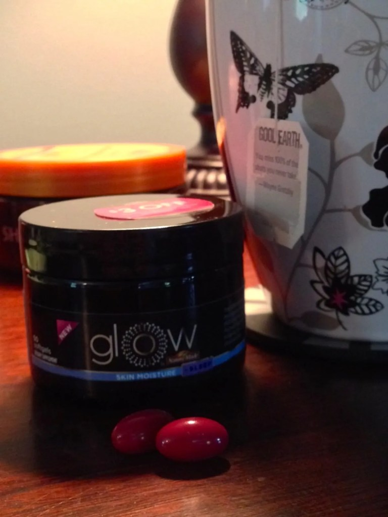 GLOW by Nature Made - Skin Moisture + Sleep dietary supplement