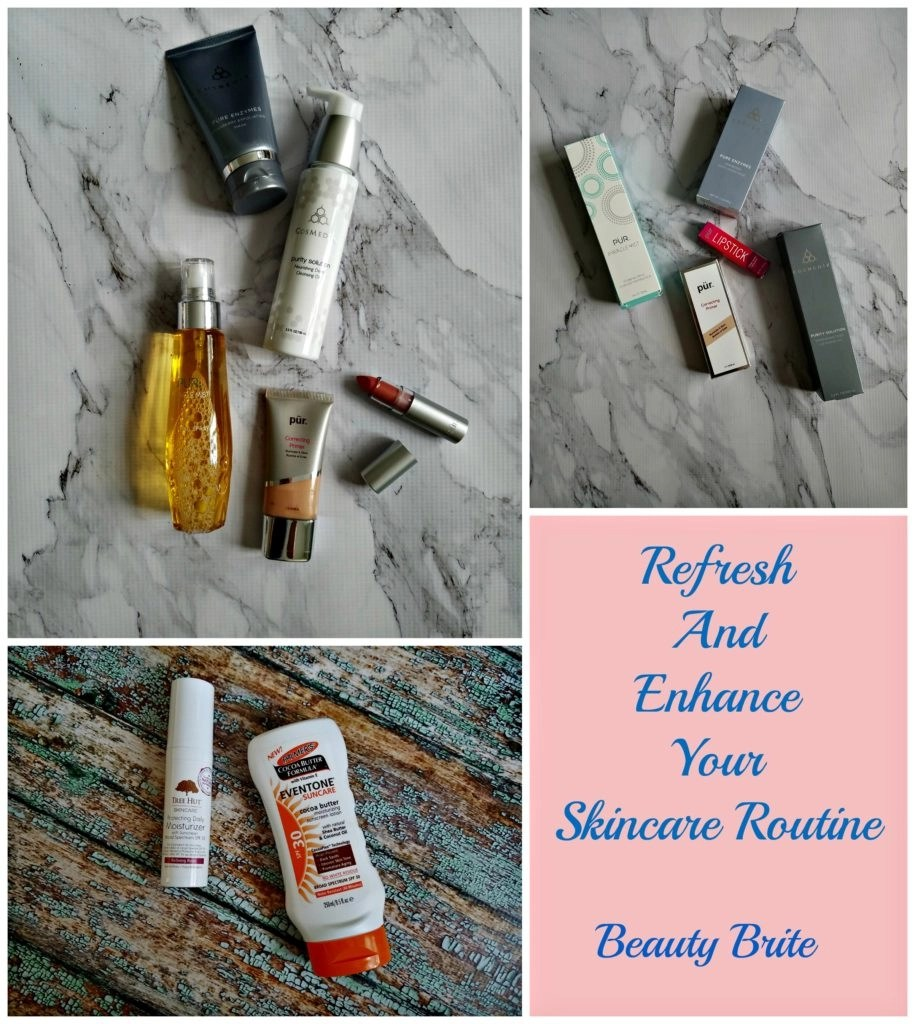 Refresh And Enhance Your Skincare Routine