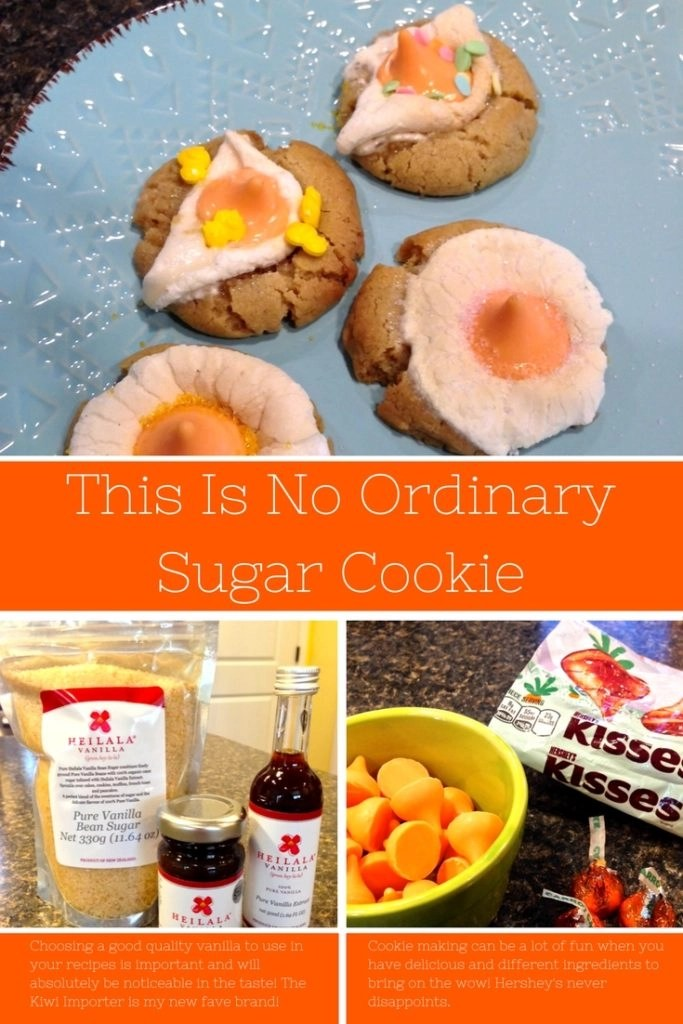 This Is No Ordinary Sugar Cookie-The Kiwi Importer Heilala Vanilla Starter Kit