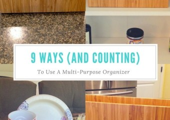 9 Ways (And Counting) To Use A Multi-Purpose Organizer