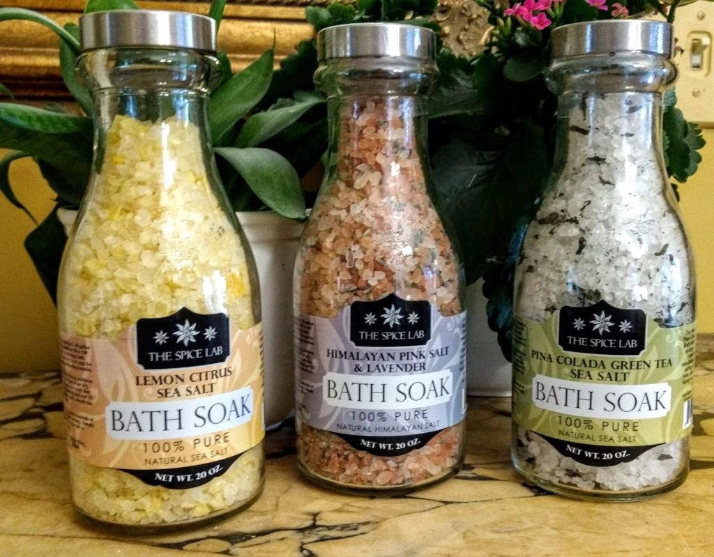 The Spice Lab Bath Salts
