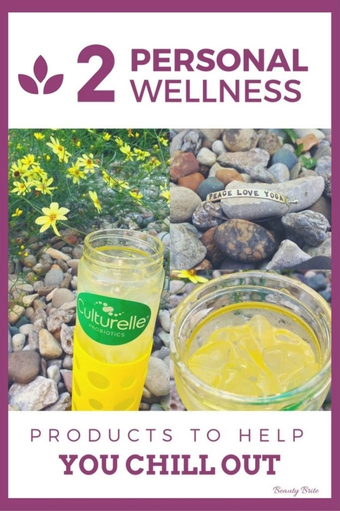 2 Personal Wellness Products To Help You Chill Out-Culturelle Pro-Well Immune + Energy Supplement-Mind Fuel Nest - Inspirational Jewelry and Clothing-Peace Love Yoga Bracelet