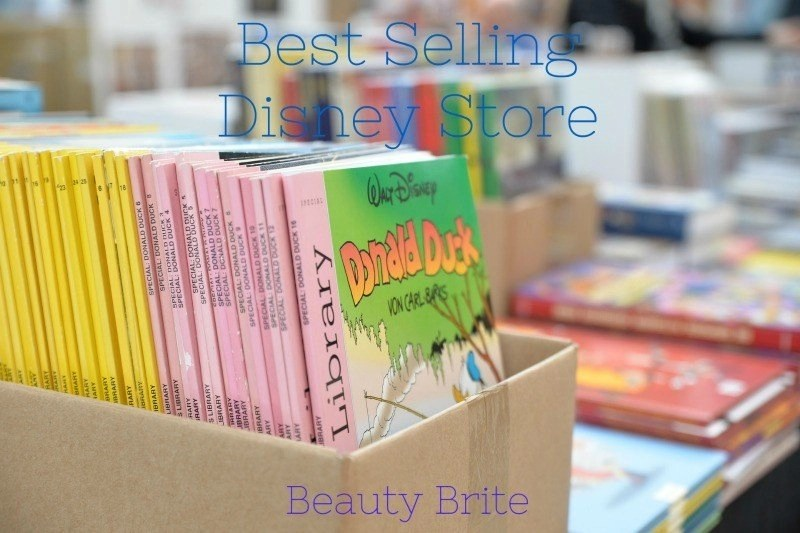 Best Selling Disney Store
