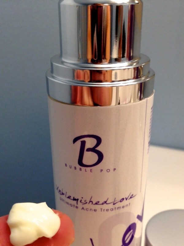 Bubble Pop Beauty-Unblemished Love Ultimate Acne Treatment