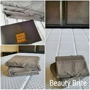 Empyrean Bedding Hotel Luxury Premium Quality Sheets collage