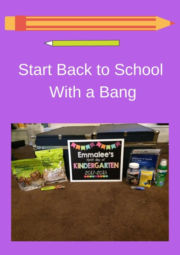 Start Back To School With A Bang