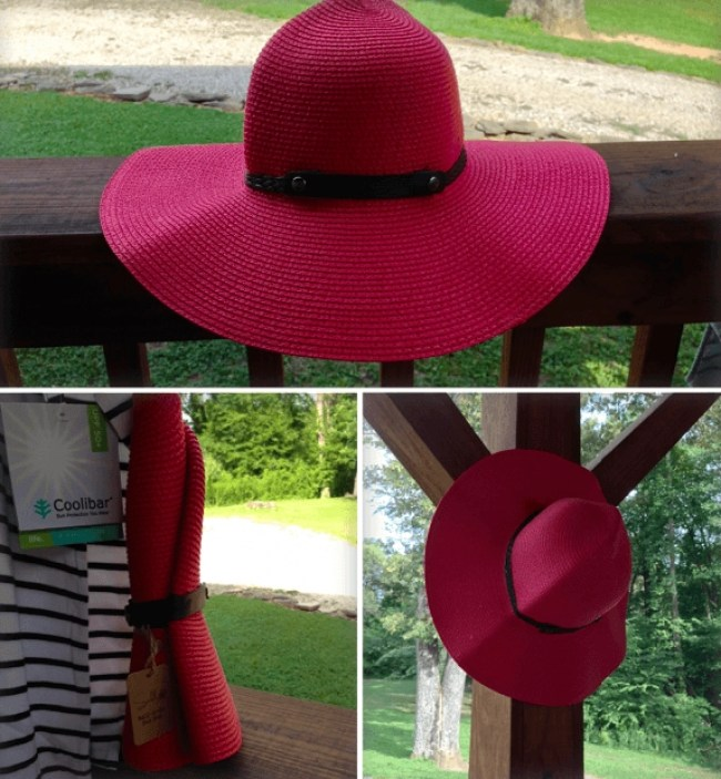 The Grommet-SunLily Roll-n-Go Sun Hat