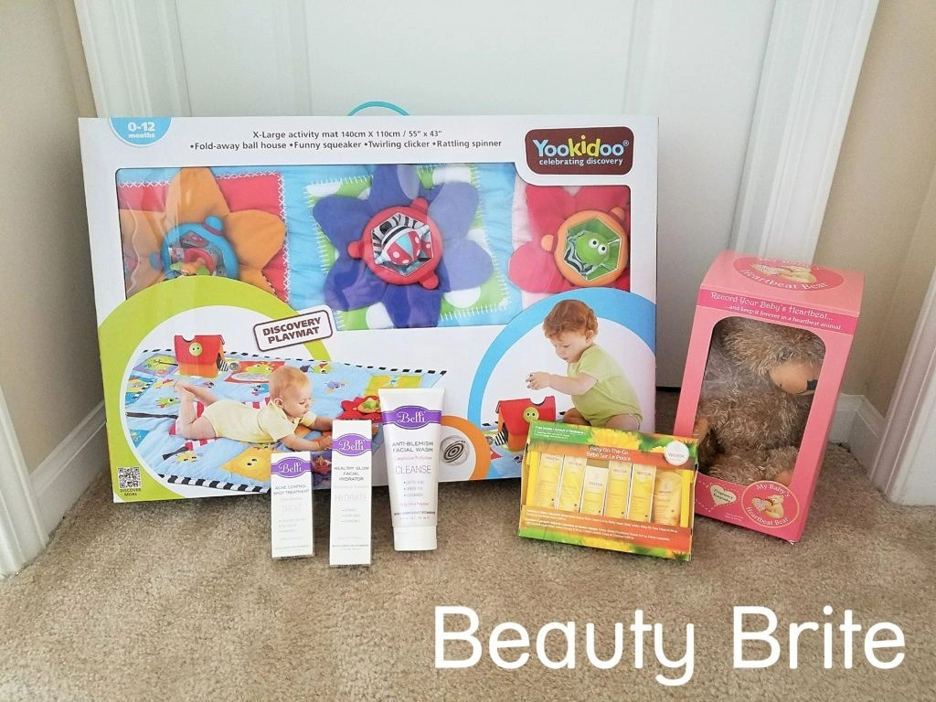 Gifts For Mom And Baby - social media