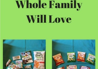 Snacks Your Whole Family Will Love