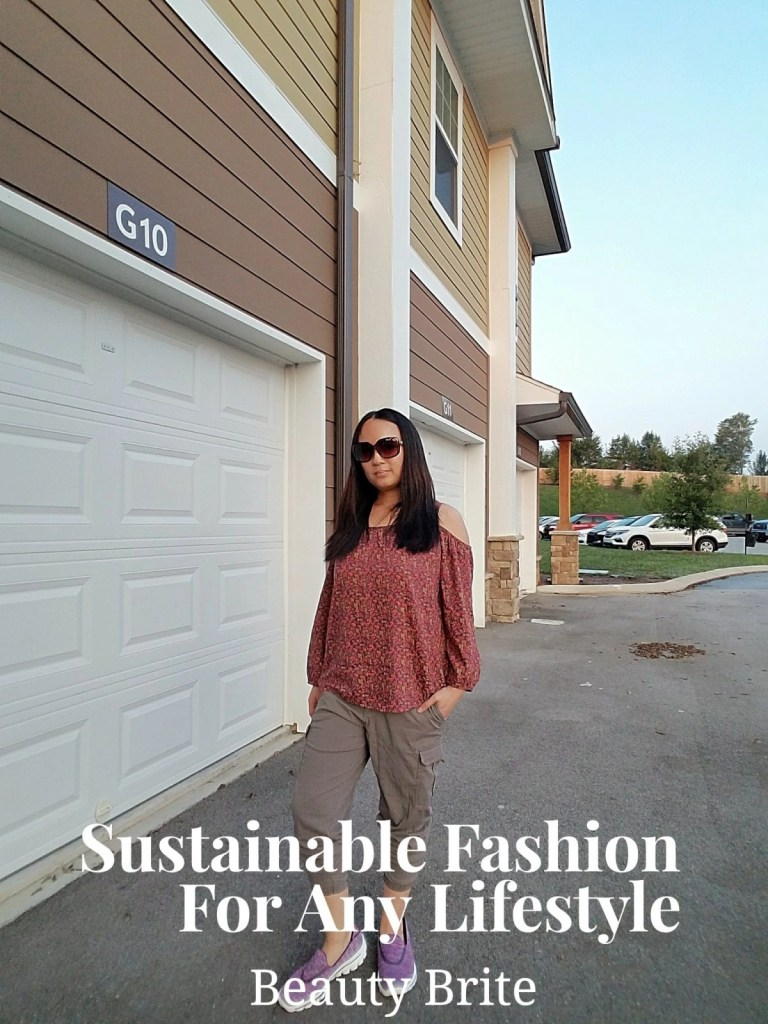 Sustainable Fashion For Any Lifestyle