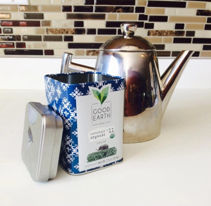 Good Earth Tea Hathikuli Blend