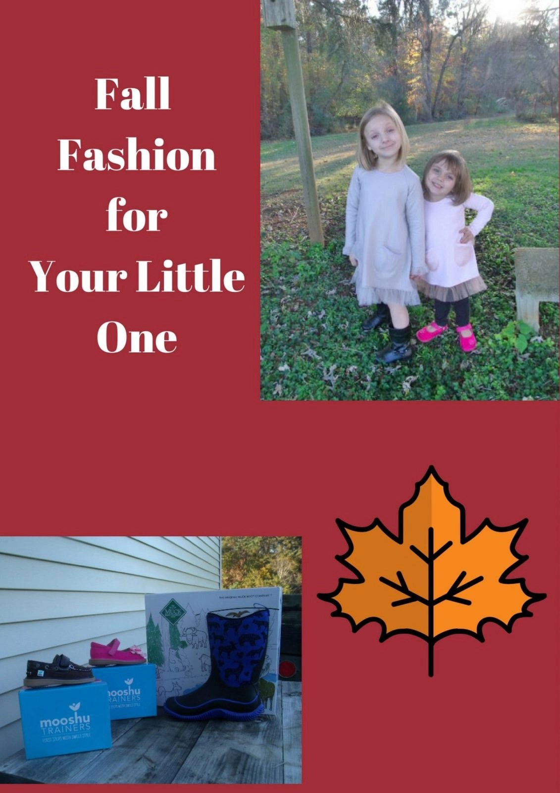 Fall Fashion for Your Little One