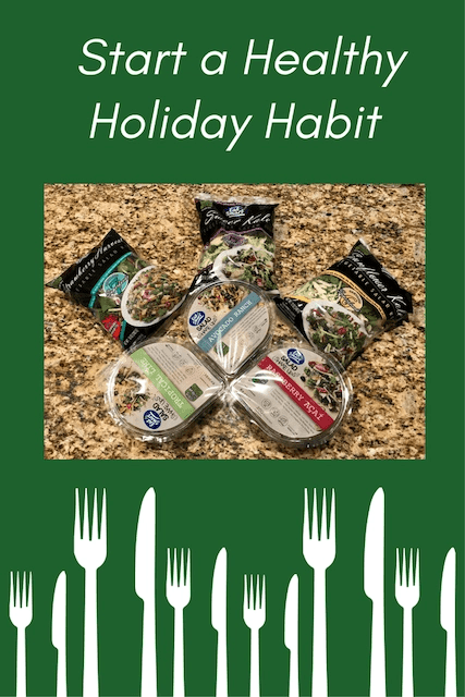 Start a Healthy Holiday Habit