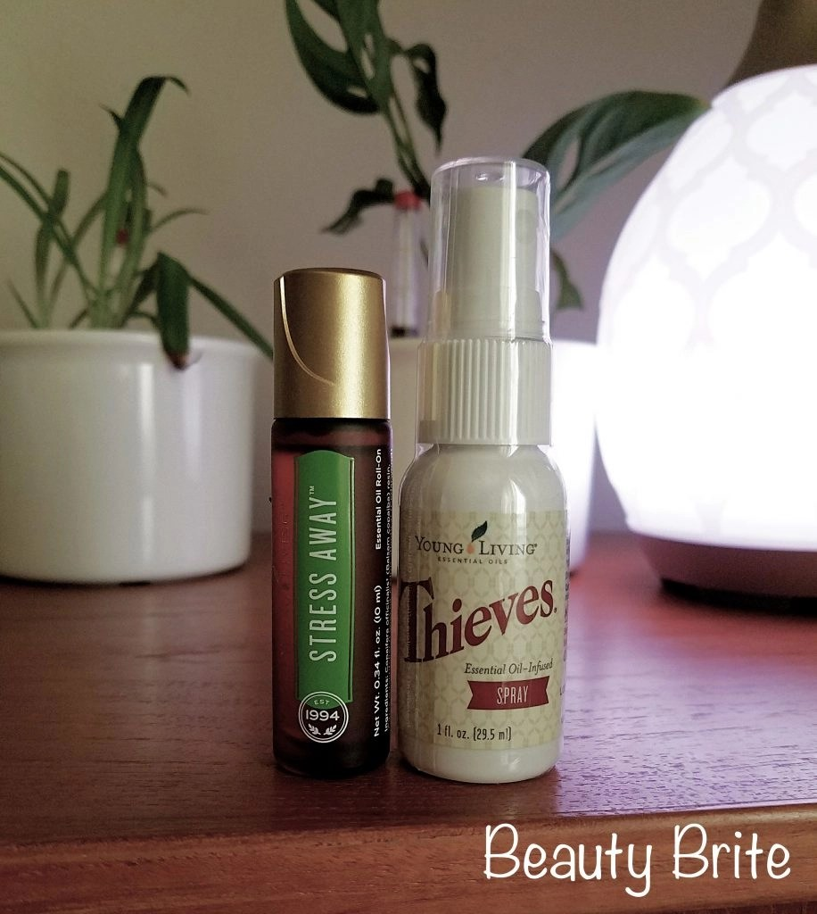 Young Living Roll-On and Spray