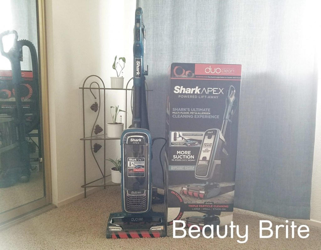A Vacuum For A Busy Household - social media