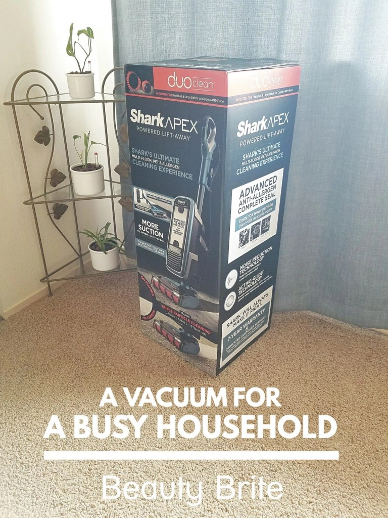 A Vacuum For A Busy Household