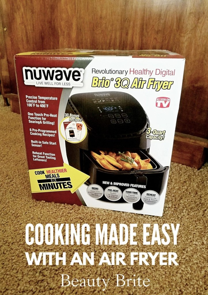 Cooking Made Easy With An Air Fryer