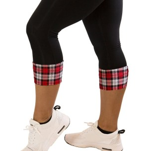 Cuffits School Girl Plaid