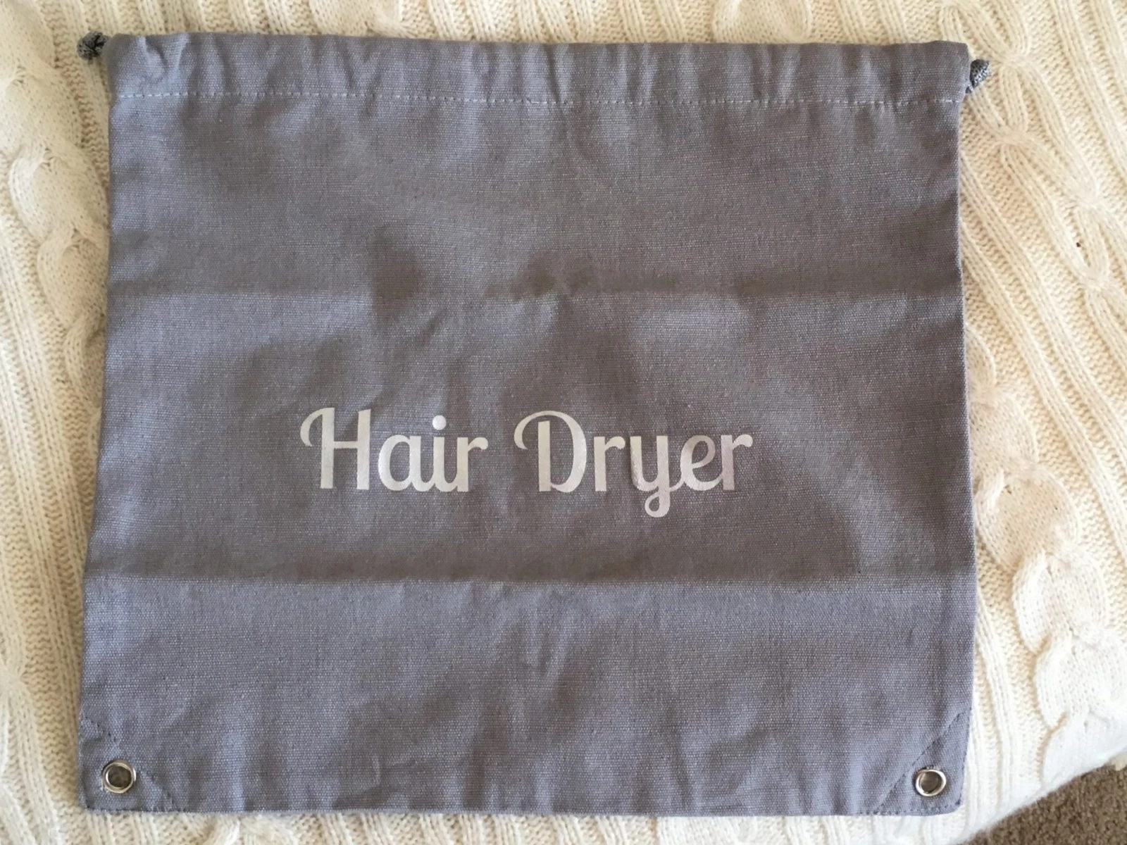 Mod Motive Hair Dryer Bag