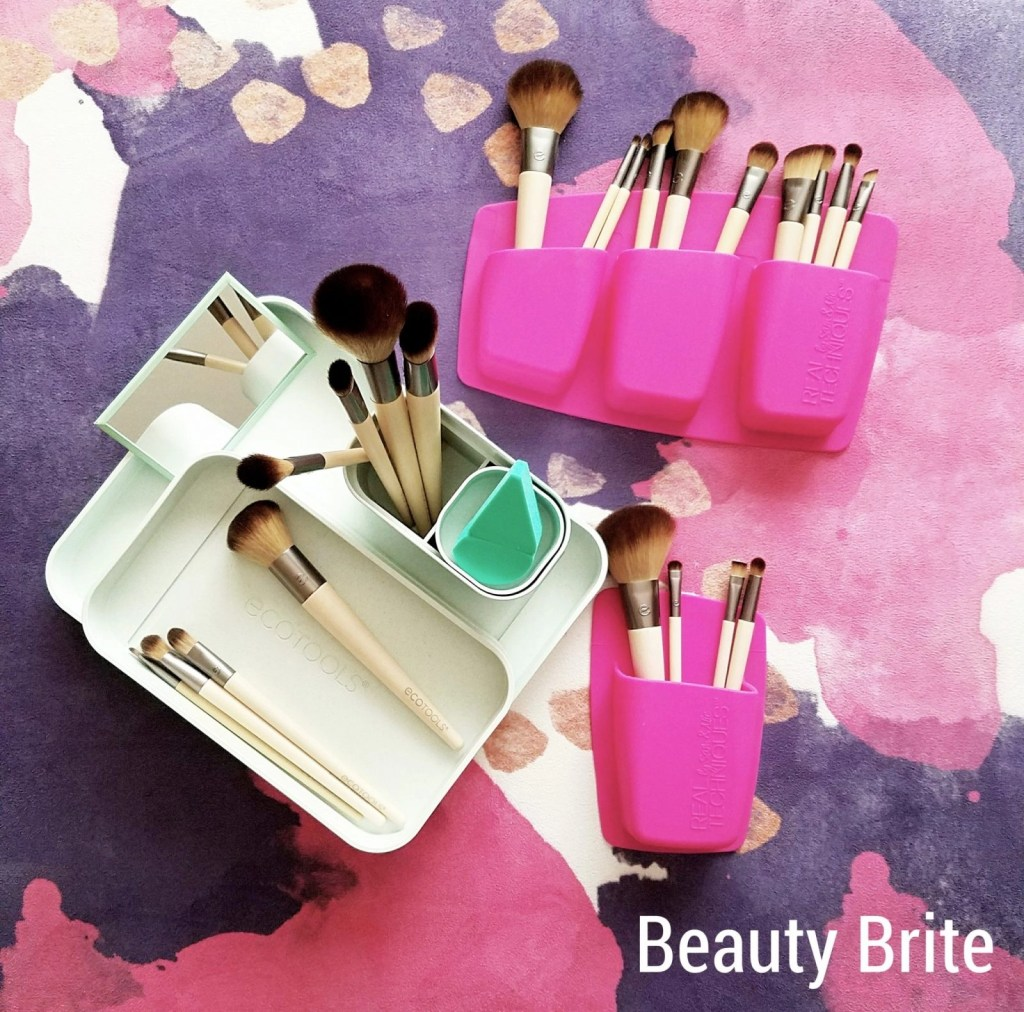 Go Eco-Friendly And Organize Your Makeup Tools - social media