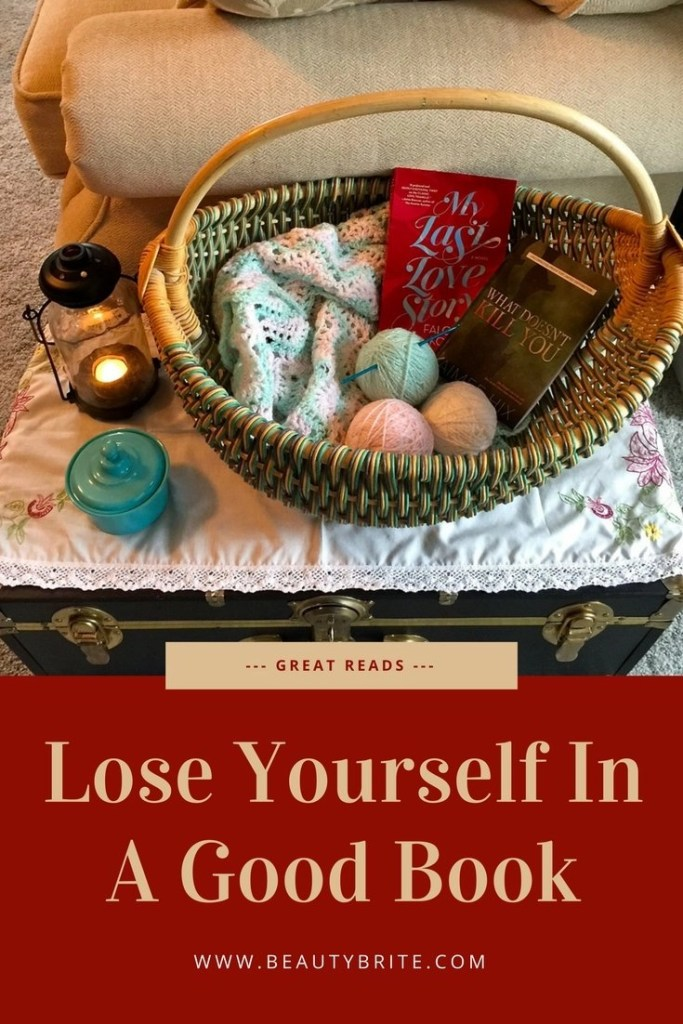 Lose Yourself In A Good Book - My Last Love Story by Falguni Kothari-What Doesn't Kill You by Aimee Hix