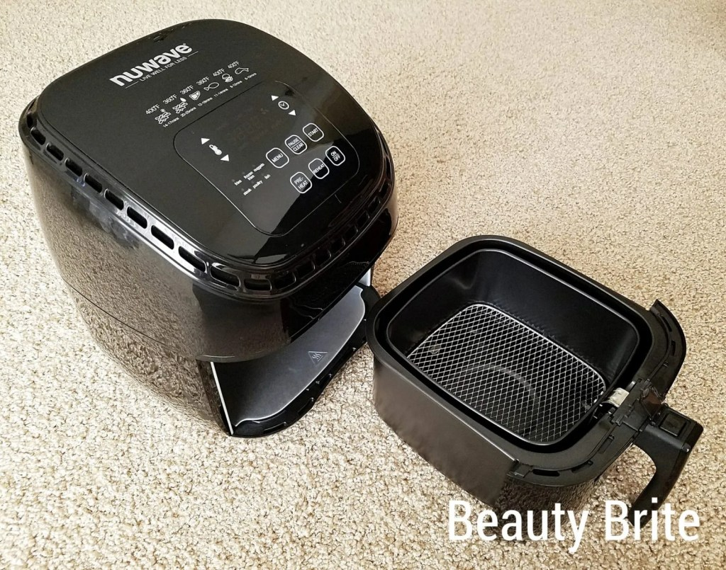 NuWave Brio Air Fryer 2 pieces