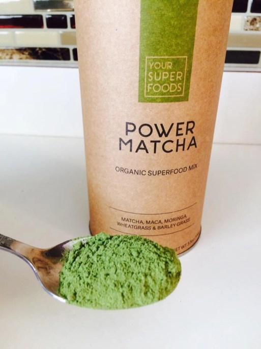 Your Superfood's Muscle Power Super Strong Protein Mix