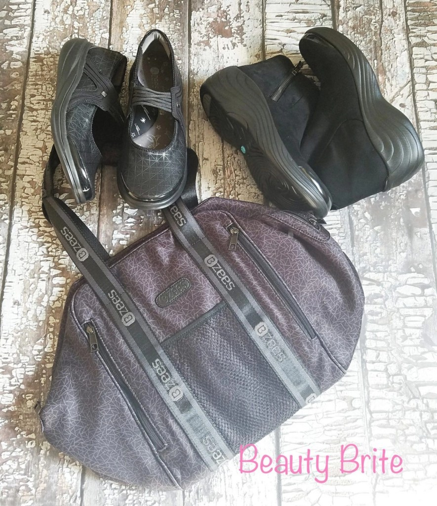 Bzees shoes and handbag